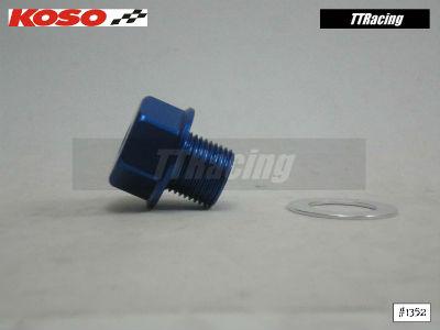Adaptador Sensor Temperatura Óleo M18 x 1,5  - T & T Soluções