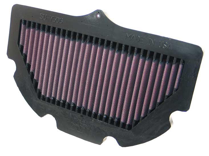 Filtro de ar K&N SRAD 750 2007 / 2013  - T & T Soluções