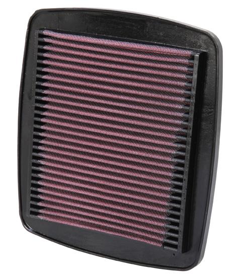 Filtro de ar K&N BANDIT 600 até 1999  - T & T Soluções