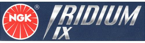 Vela IRIDIUM CR9EHIX-9 Hornet, CBR600F, CBR 900RR, Black Bird  - T & T Soluções