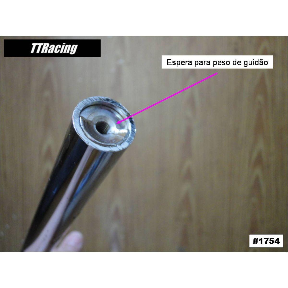 Guidão HORNET CB600F 2008 em diante  - T & T Soluções