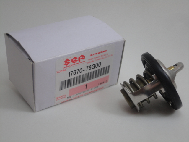 Válvula termostática SUZUKI 17670-76G00  - T & T Soluções