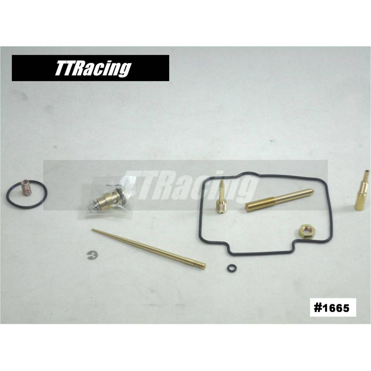Reparo carburador KX125 2001 2002  - T & T Soluções