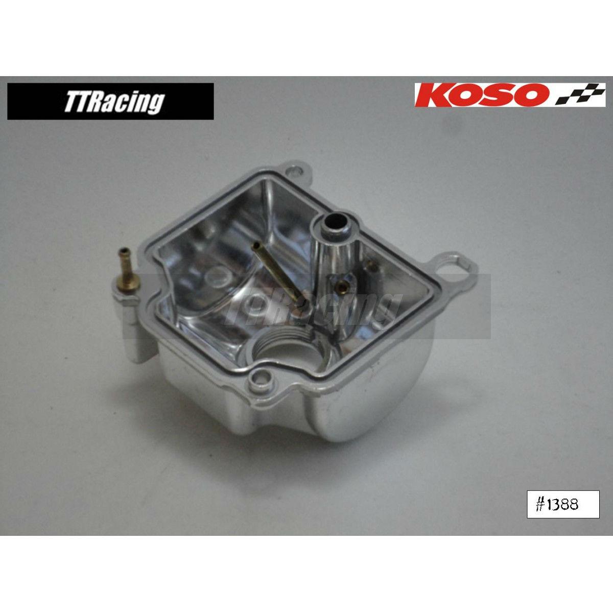 Cuba carburador KOSO 34 32 30  - T & T Soluções