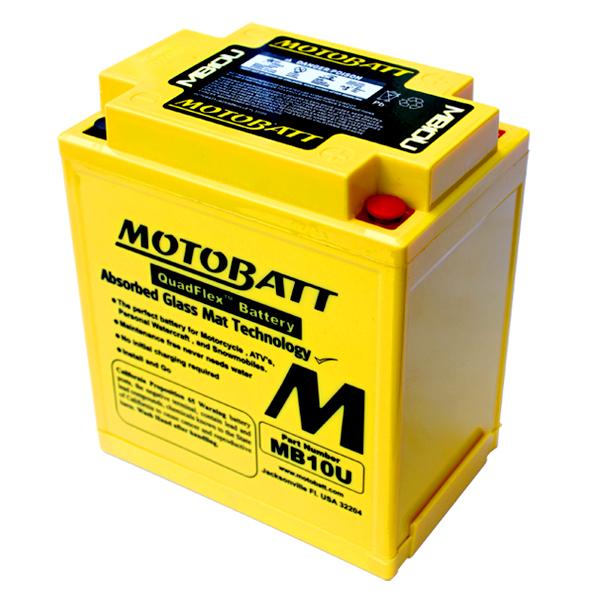 Bateria INTRUDER 250 MOTOBATT  - T & T Soluções