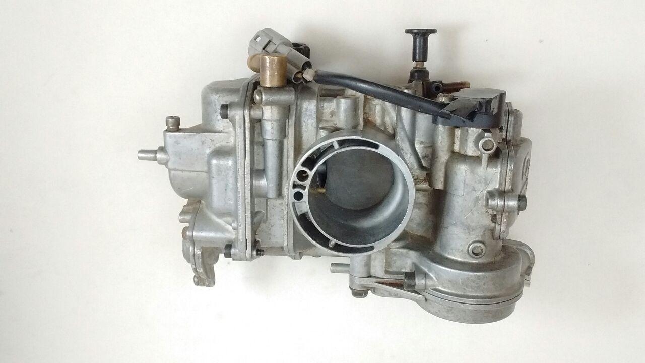 Carburador KEIHIN CR FLAT FCR-MX 37mm *VENDA PARA PREPARADORES*  - T & T Soluções
