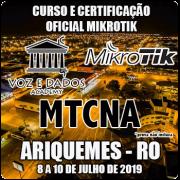 Ariquemes - RO - Curso e Certificação Oficial Mikrotik - MTCNA