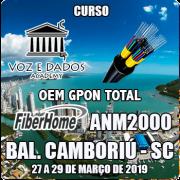 Balneário Camboriú - SC - OeM GPON FiberHome Total com ANM2000