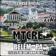 Belém - PA - Curso e Certificação Oficial Mikrotik MTCRE
