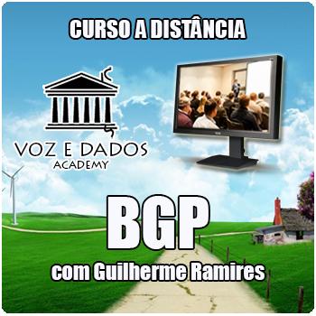 Curso a Distância - BGP  - Voz e Dados