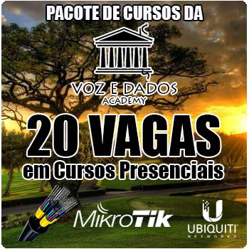 Pacote 20 Vagas   - Voz e Dados