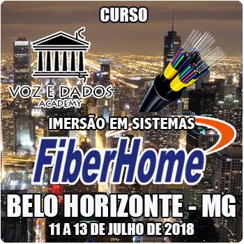 Belo Horizonte - MG - Imersão em Sistemas FiberHome