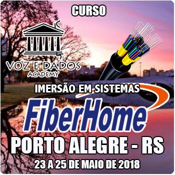 Porto Alegre - RS - Imersão em Sistemas FiberHome