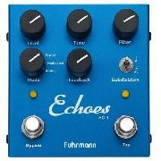 Pedal Fuhrmann Echoes Tap Delay EC01
