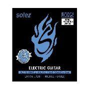 Encordoamento Híbrido Guitarra Solez SLG95 009,5