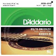 Encordoamento D'addario Violão Aço EZ890B  009-045