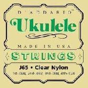 Encordoamento D'addario J65 para Ukulele Soprano