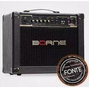 Amplificador Borne Vorax 1050 Preto