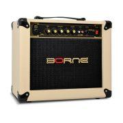 Amplificador para Guitarra Borne Vorax 630 Creme