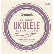 Encordoamento Daddario EJ65C para Ukulele Concert
