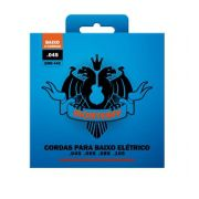 Encordoamento Solez Monterey Baixo 4 Cordas EMB445 045-105