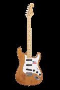 Guitarra SX Strato SSSt Alder NA