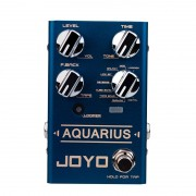 Pedal Joyo Aquarius Delay e Looper