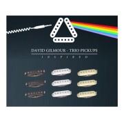 Set Captador Sergio Rosar David Gilmour Inspired Para Strato