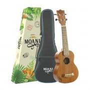 Ukulele Moani Soprano com Bag Luxo UKSS02-21