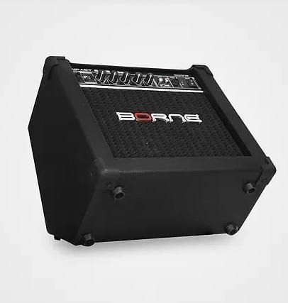 Amplificador para Baixo Borne CB60 Preto