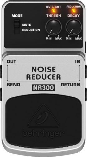 Pedal Behringer Noise Reduction NR300