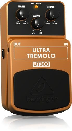 Pedal Behringer Ultra Tremolo UT300