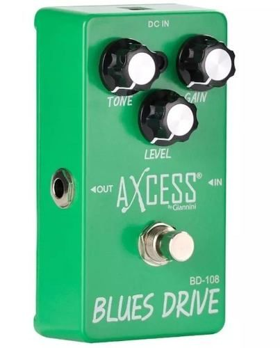 Pedal Giannini Axcess Blues Drive Bd-108