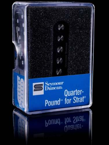 Captador Seymour Duncan SSL4 Quarter Pound for Strat