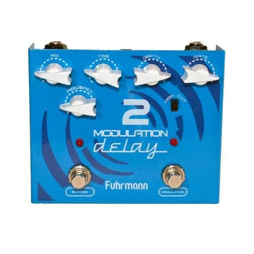 Pedal Fuhrmann Modulation Delay 2