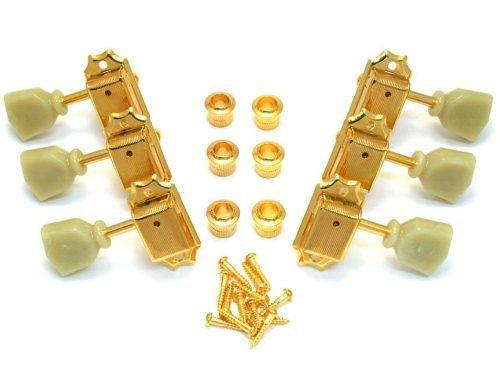 Tarraxas Gotoh SD90SL Gold 3+3
