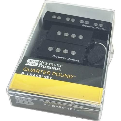 Set Seymour Duncan Spb-3 Quarter Pound Baixo Precision Pj