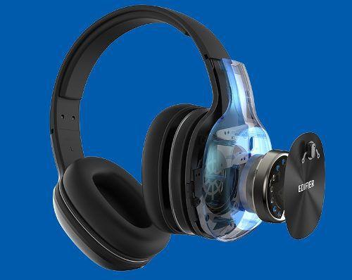 Fone De Ouvido Profissional Edifier W800bt Wi Fi Bluetooth