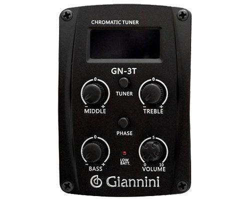 Violão Giannini Folk GDC-1 CEQ NS