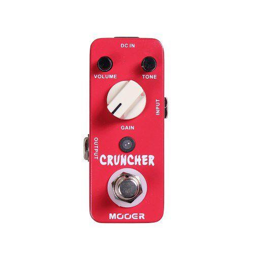 Pedal Mooer Cruncher