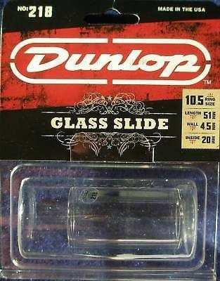 Slide de Vidro Temperado Dunlop 218