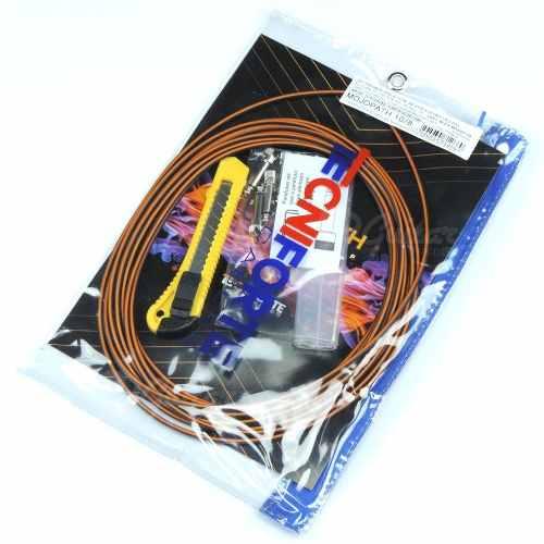 Kit de cabos para pedais Tecniforte Mojo Patch 10/8 MP108