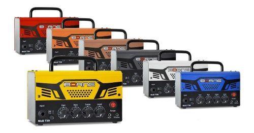 Amplificador Borne Mob T30 para Guitarra (head)