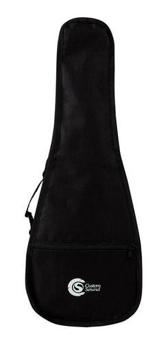 Bag Custom Sound UKS para Ukulele Concerto