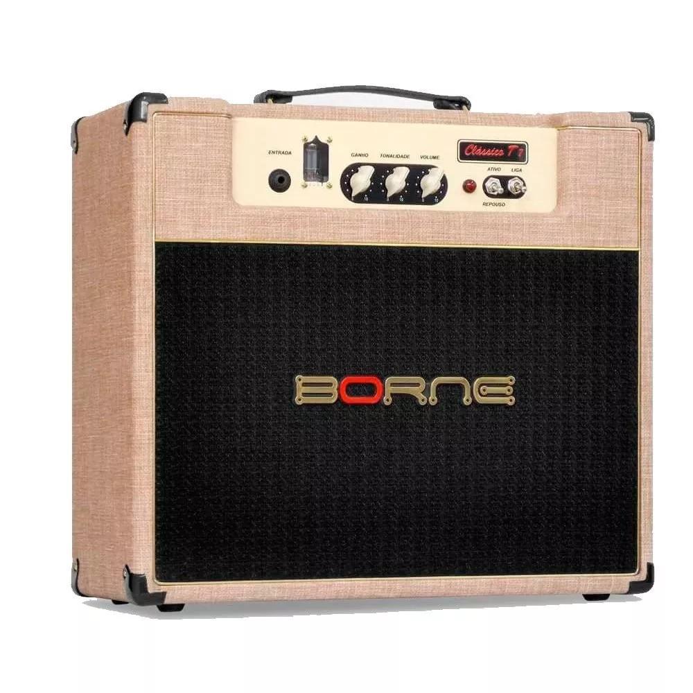 Amplificador Borne  Classic T7