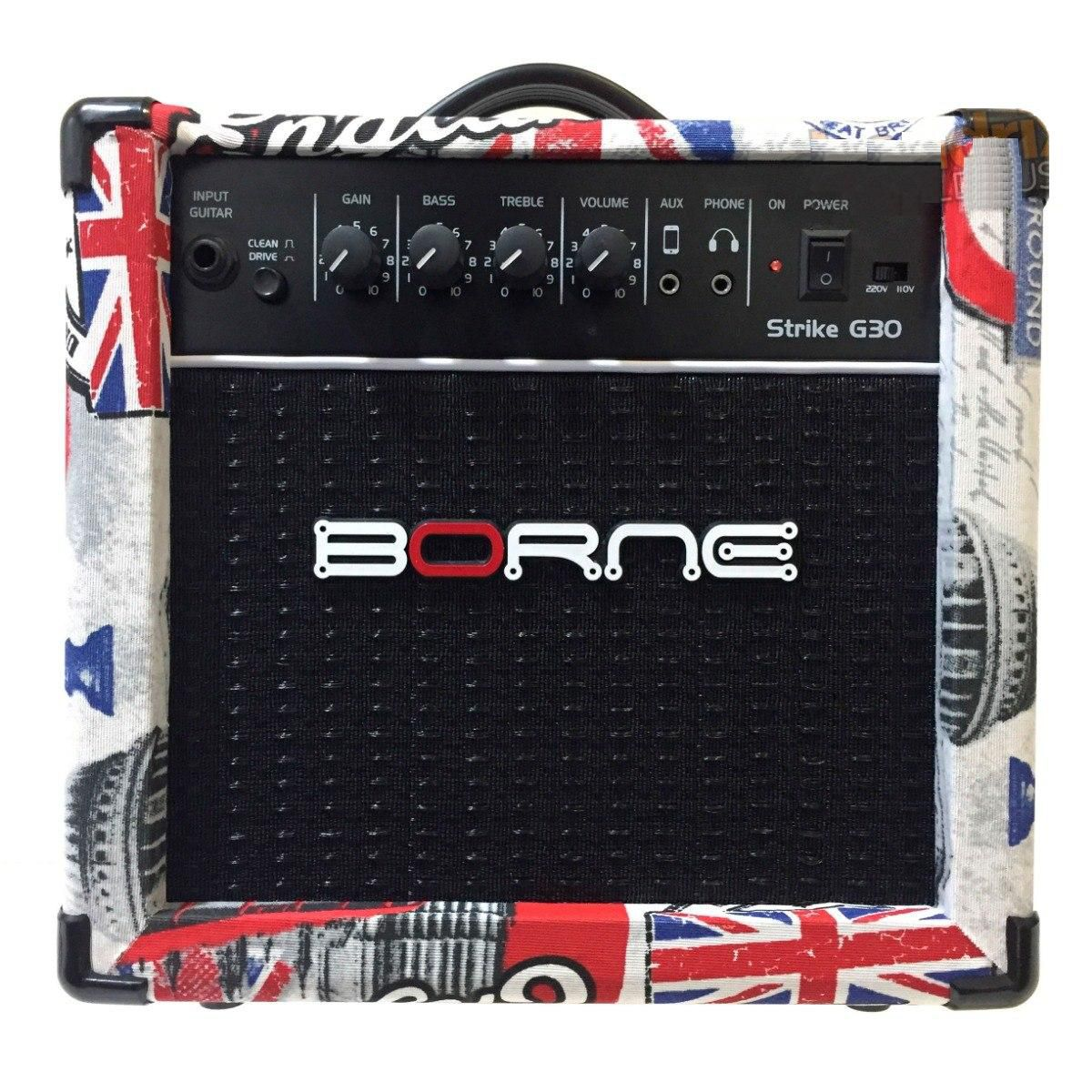 Amplificador Borne para Guitarra G30 London