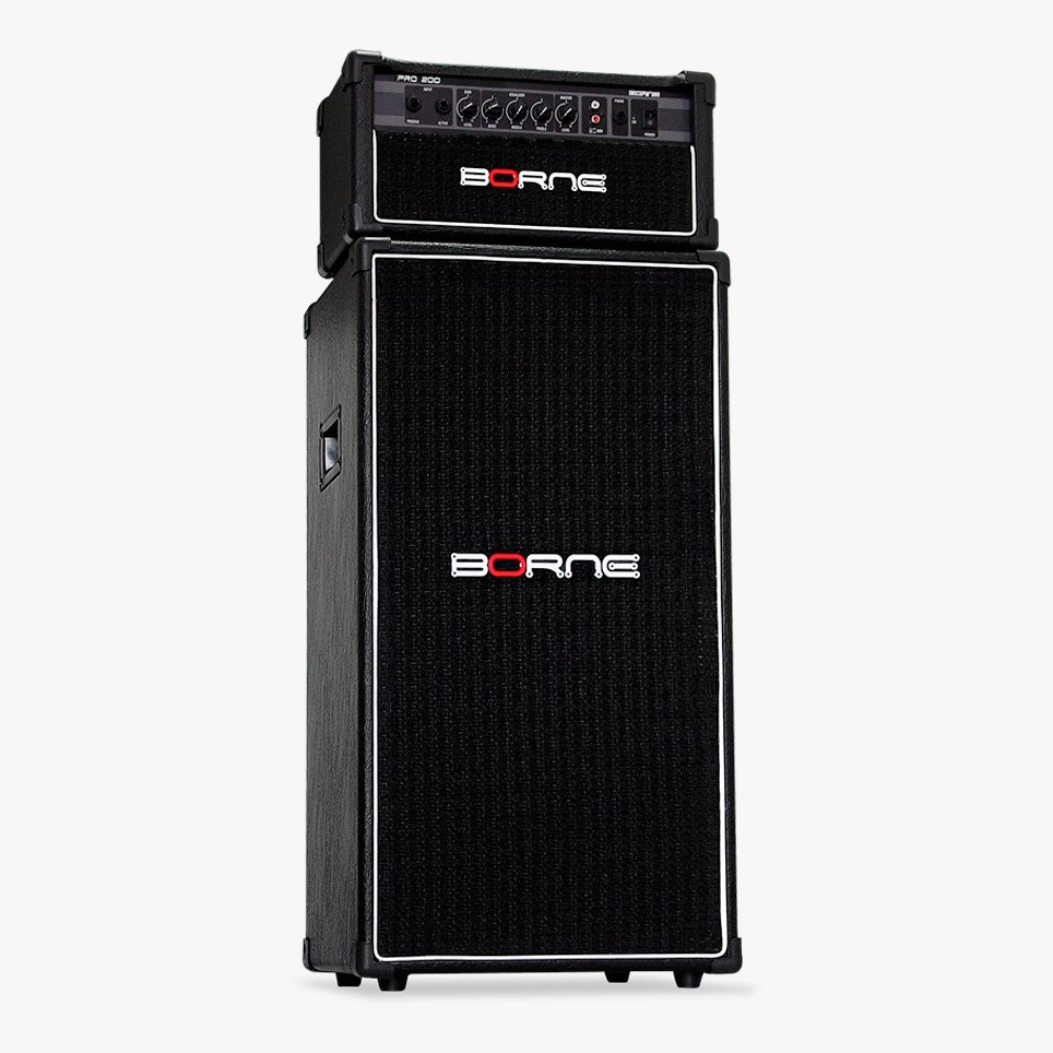Amplificador Borne Pro 200