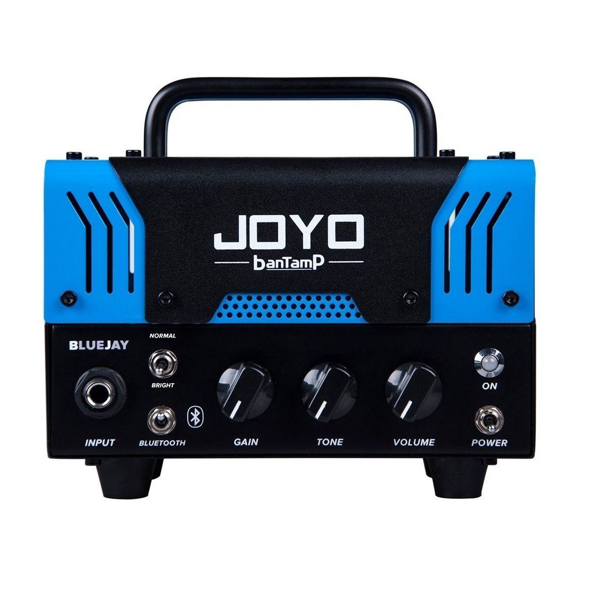 Amplificador Pré-valvulado Joyo Bantamp BlueJay ( Fender )
