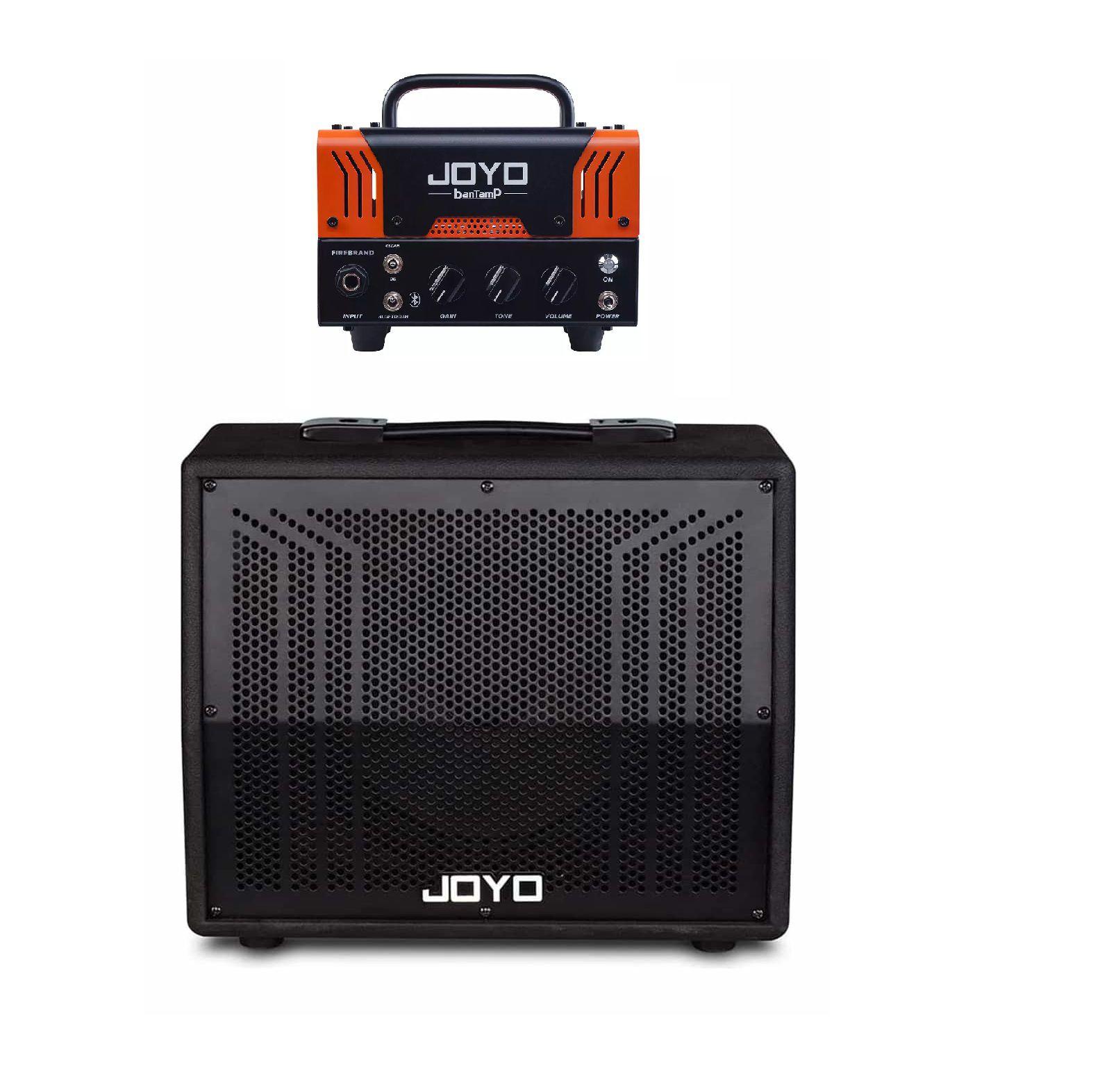Amplificador Pré-valvulado Joyo Bantamp Firegrand ( Engl Fireball )