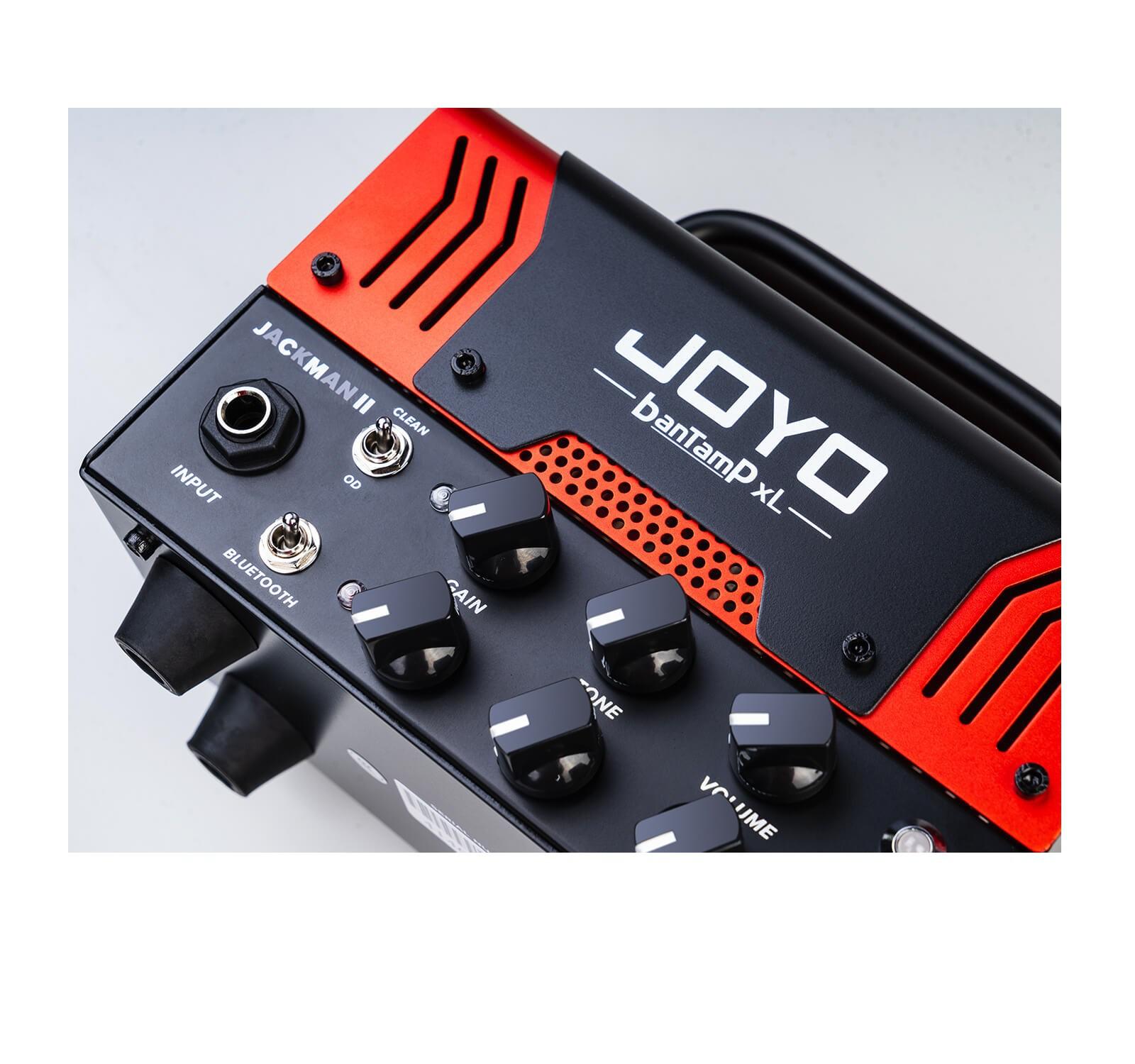 Amplificador Pré-valvulado Joyo Bantamp XL  Jackman II com Footswitch